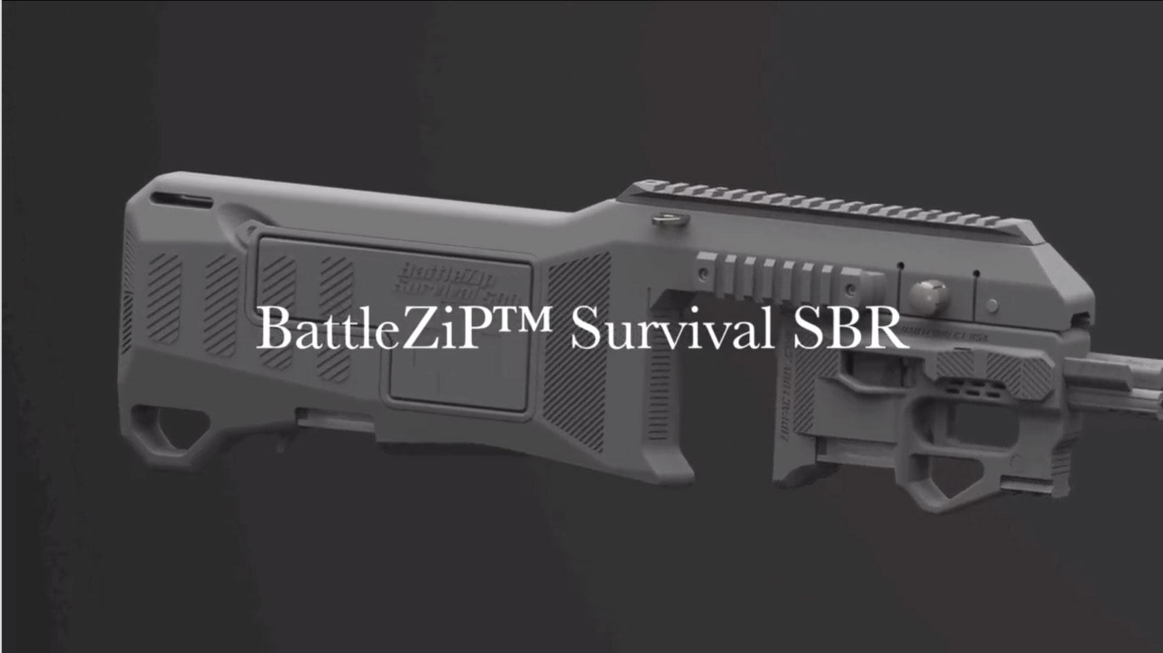 Zip Modular Weapons System