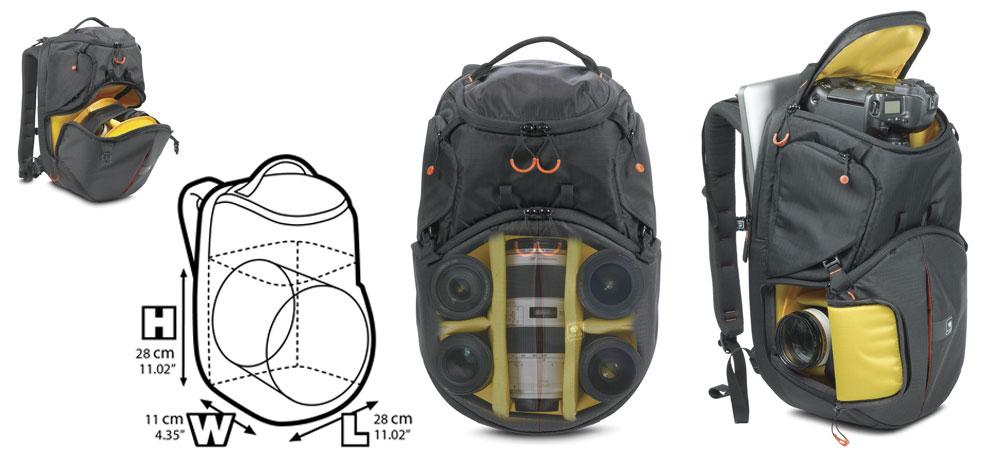 Revolver-Camera-Backpack-Kata