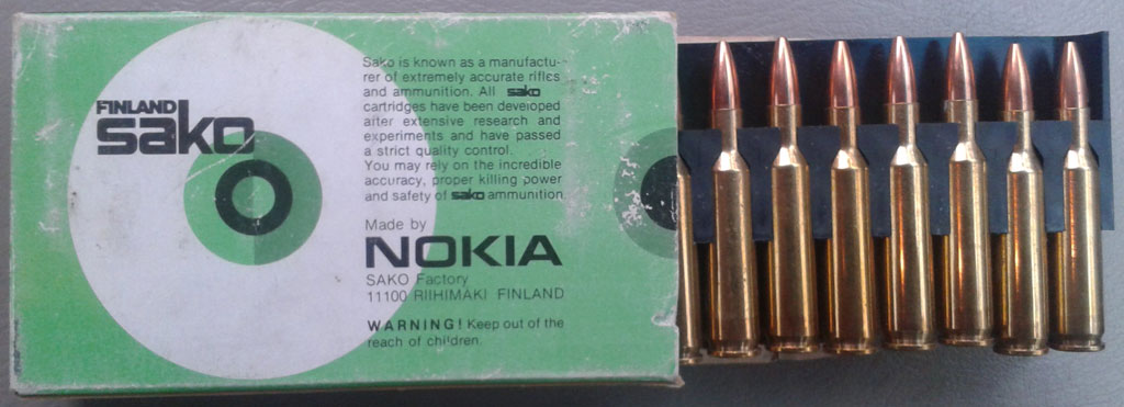 Sako-Nokia-Rifle-Ammunition