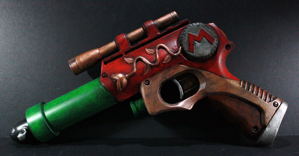 Super-Mario-Brother-Modified-NERF-Gun