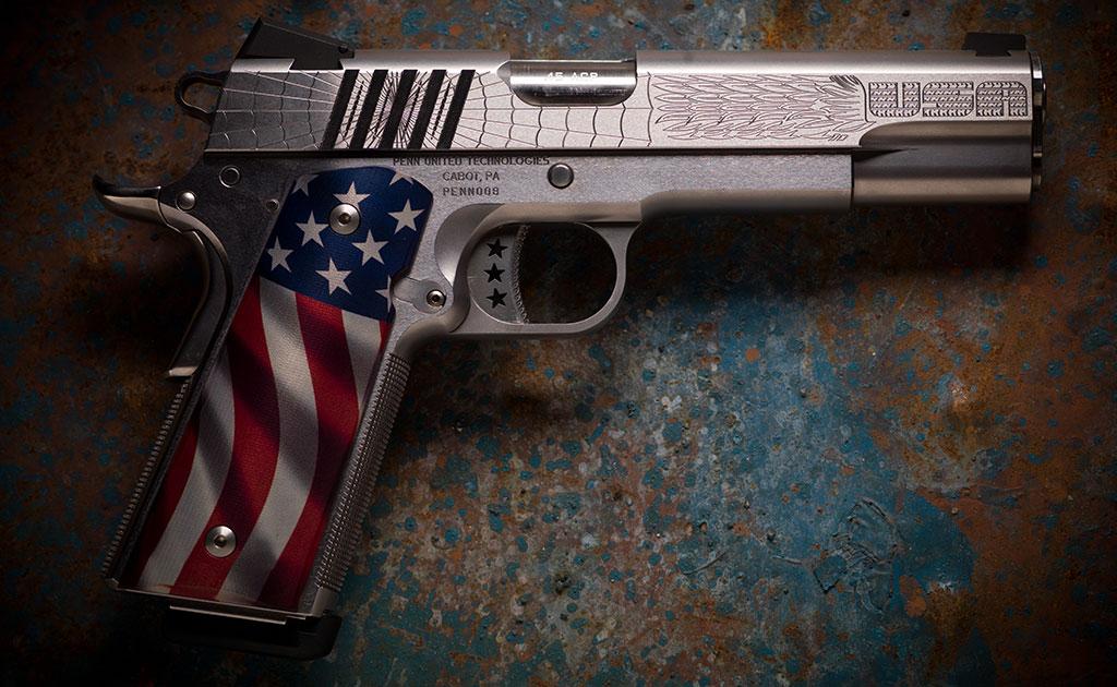 Patriotic-1911-Handgun