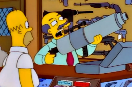 Simpsons-Shooting-Down-Police-Helicopters