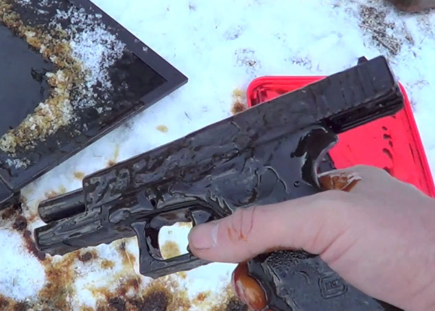 Molasses-Glock-Torture-Test