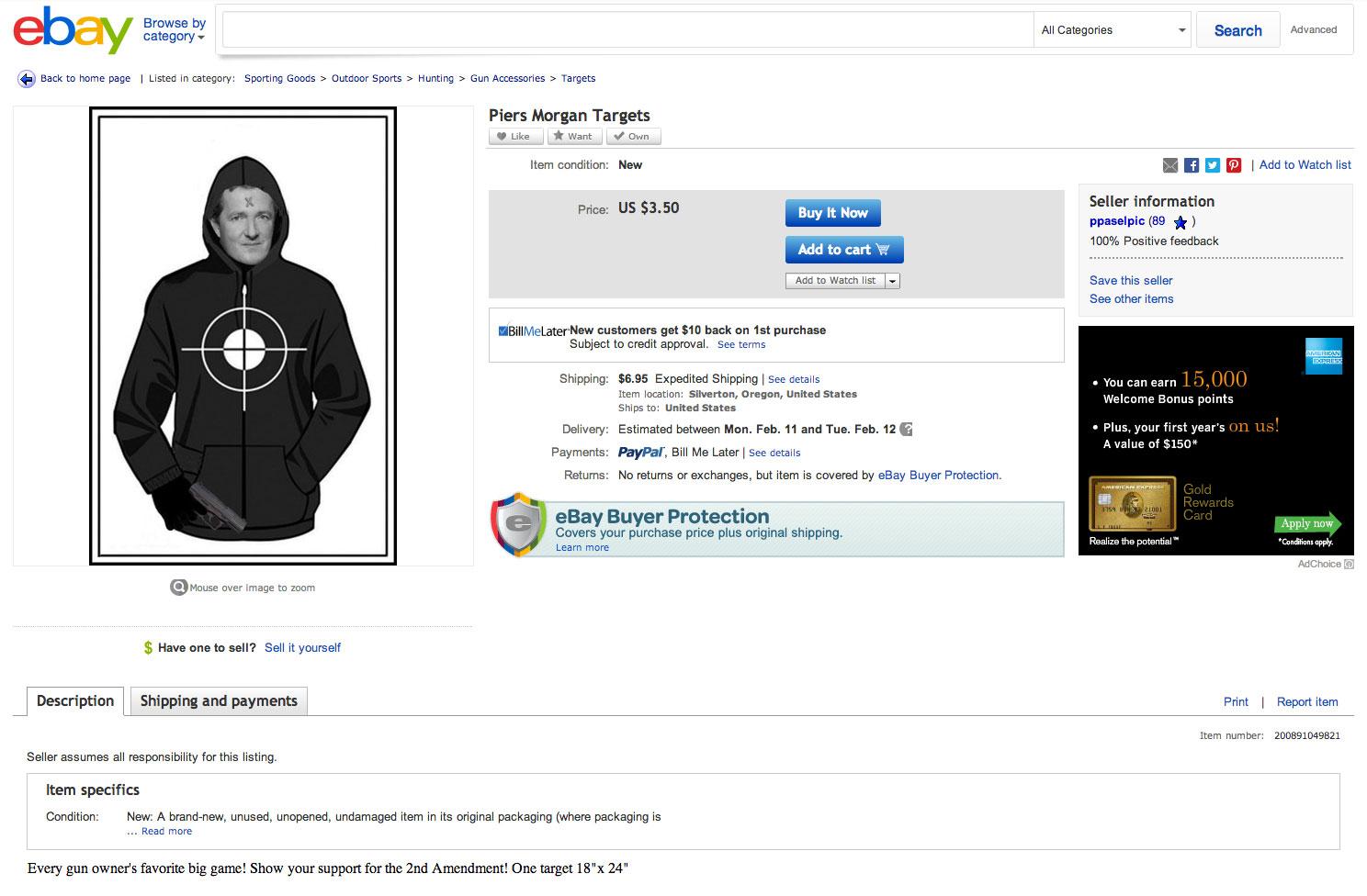 Piers-Morgan-Shooting-Target-eBay-Screenshot