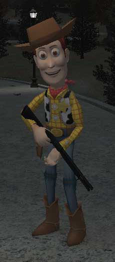 GTA4-Toy-Story-Woody-Mod