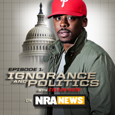 MrColionNoir-Ignorance-And-Politics