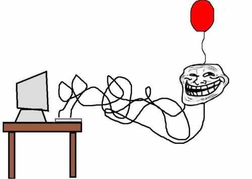 Balloon-Troll