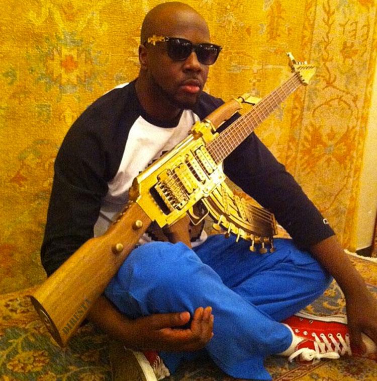 Wyclef-Jean-Diresta-AK47-Guitar