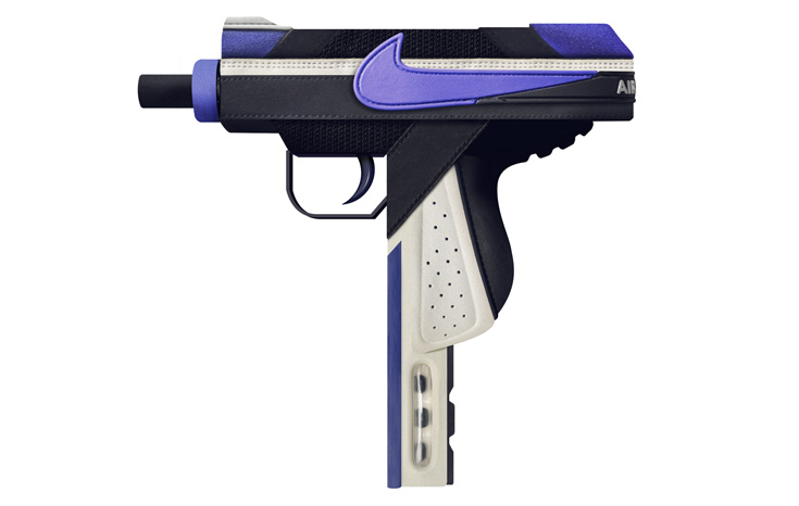 Nike-Air-Max-UZI-Handgun