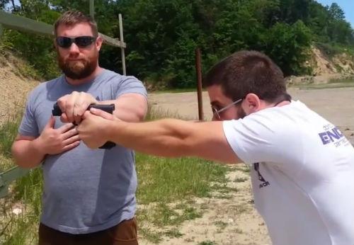 Operator-Krav-Maga-Pistol-Disarm