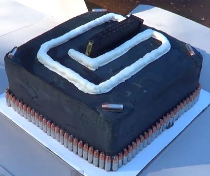 Glock-Cake