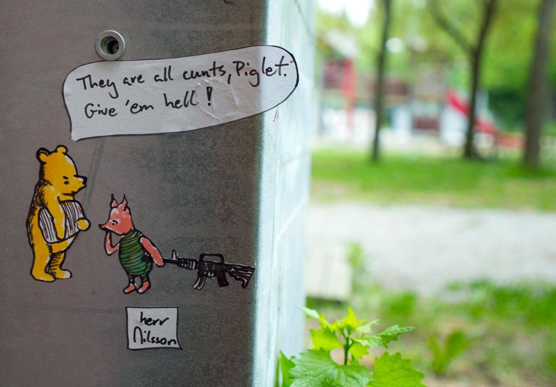 Winnie-The-Pooh-Guns-Street-Art-Herr-Nilsson-2