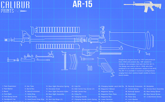 Calibur prints the most awful firearm drawings i ve ever for My blueprint arkansas