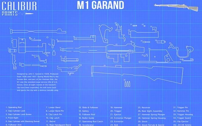 Calibur-Prints-M1-Garand