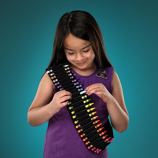 Crayon-Bandolier-Belted-Crayola-Ammunition