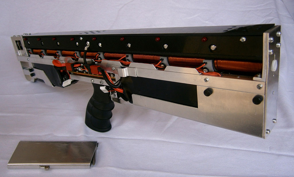 Gauss-Gun