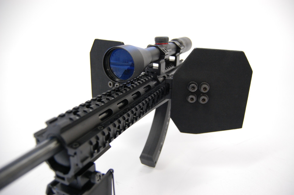 Ruger-1022-Ballistic-Rifle-Shield