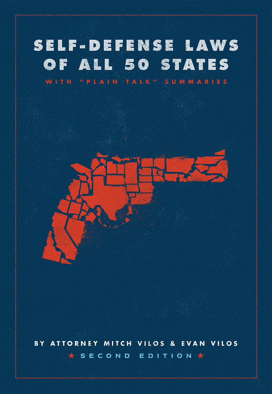 Self-Defense-Laws-Of-All-50-States