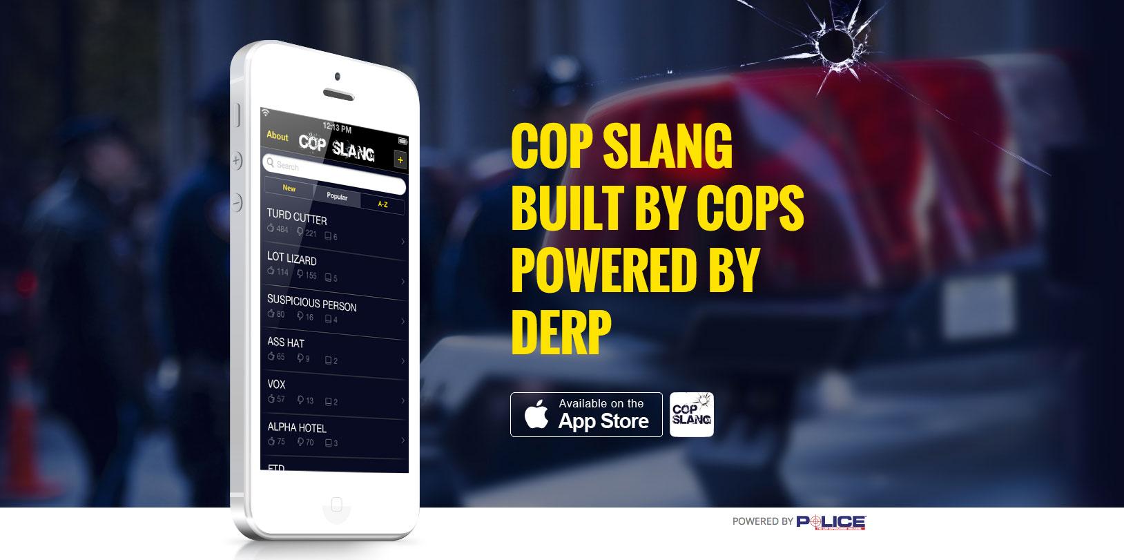 Cop-Slang
