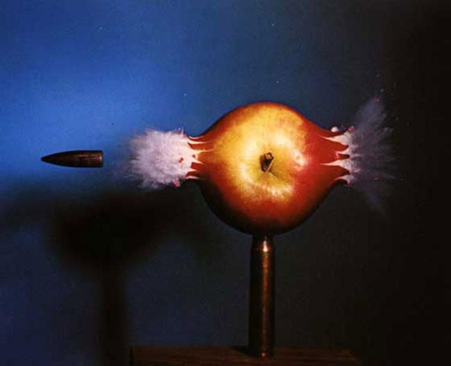 Apple-Bullet-High-Speed-Camera