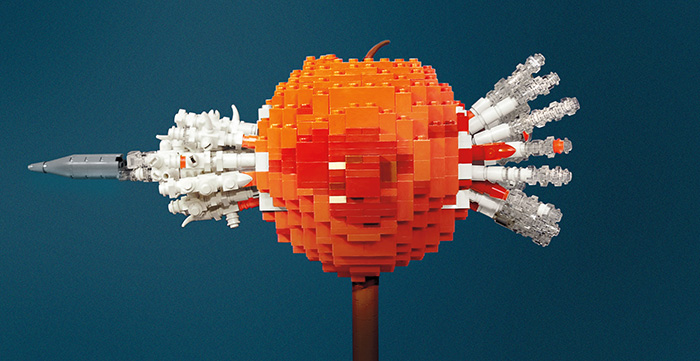Apple-Bullet-Lego