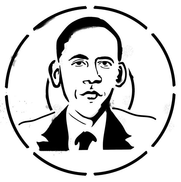 Obama-Stencil-Shooting-Target