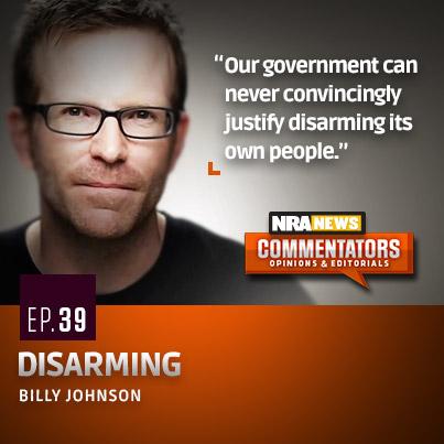 Billy-Johnson-Disarming