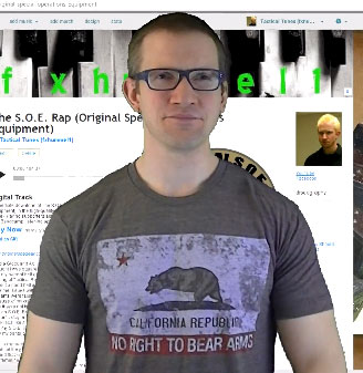 Tactical-Tunes-ENDO-California-tshirt