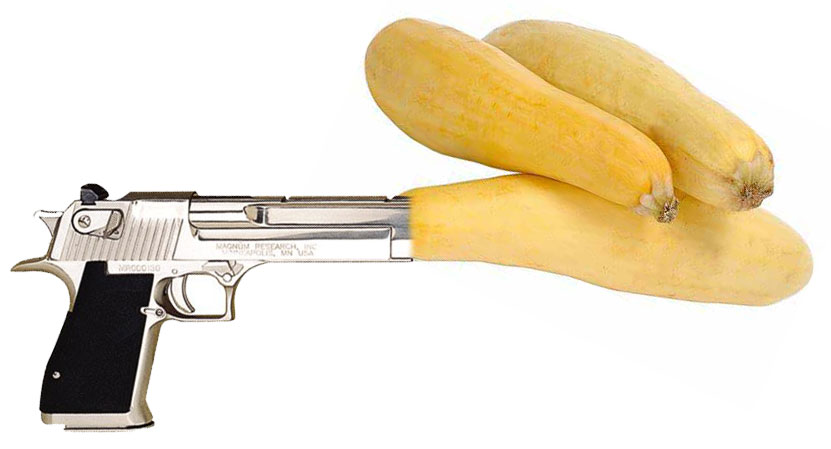 squash-gourd-suppressed-deagle-handgun