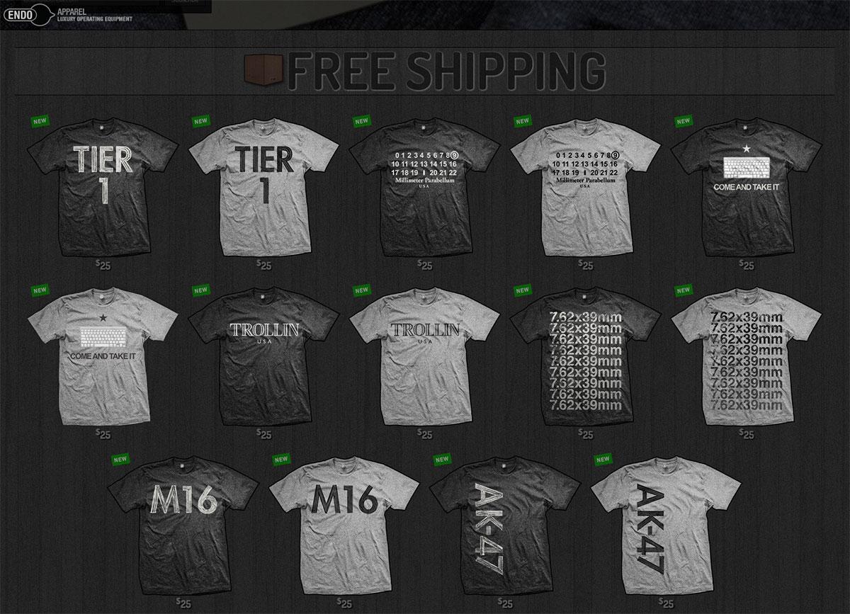 ENDO-New-2014-Shirts