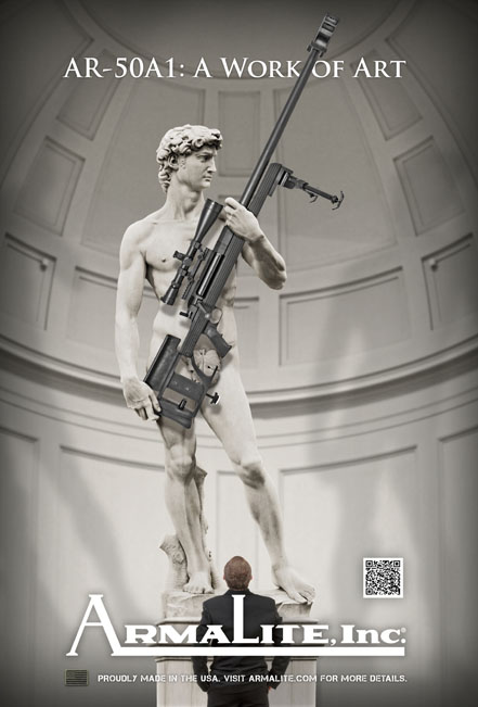 Armalite-Michelangelo-David-Rifle