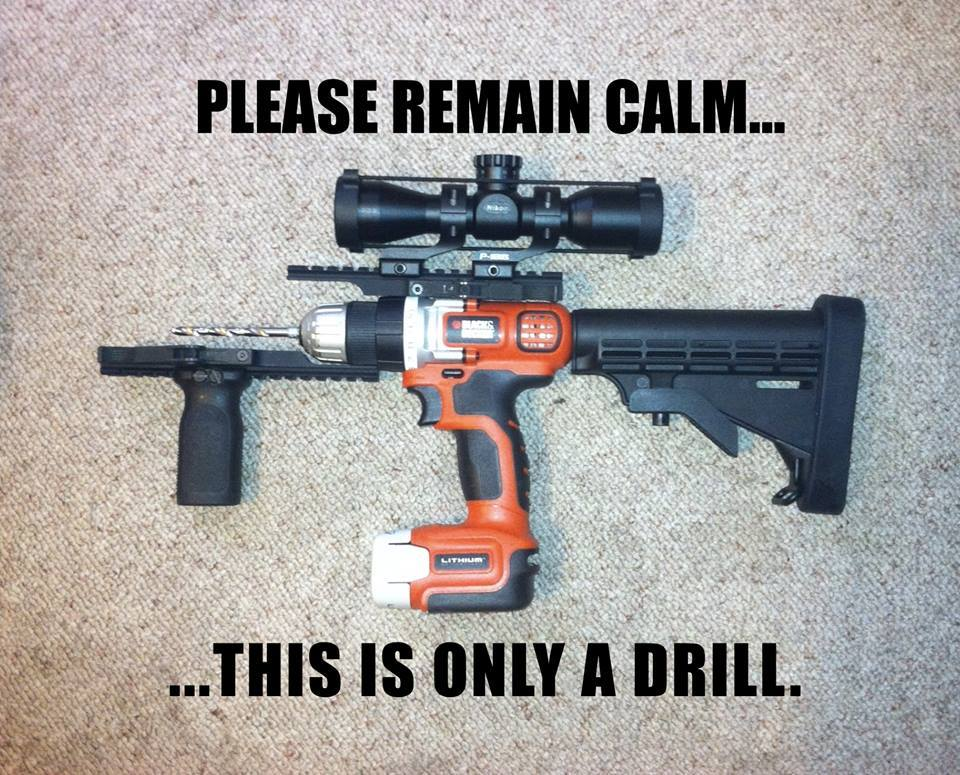 Assault-Drill