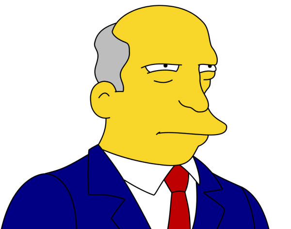 Superintendent-Chalmers-Simpsons