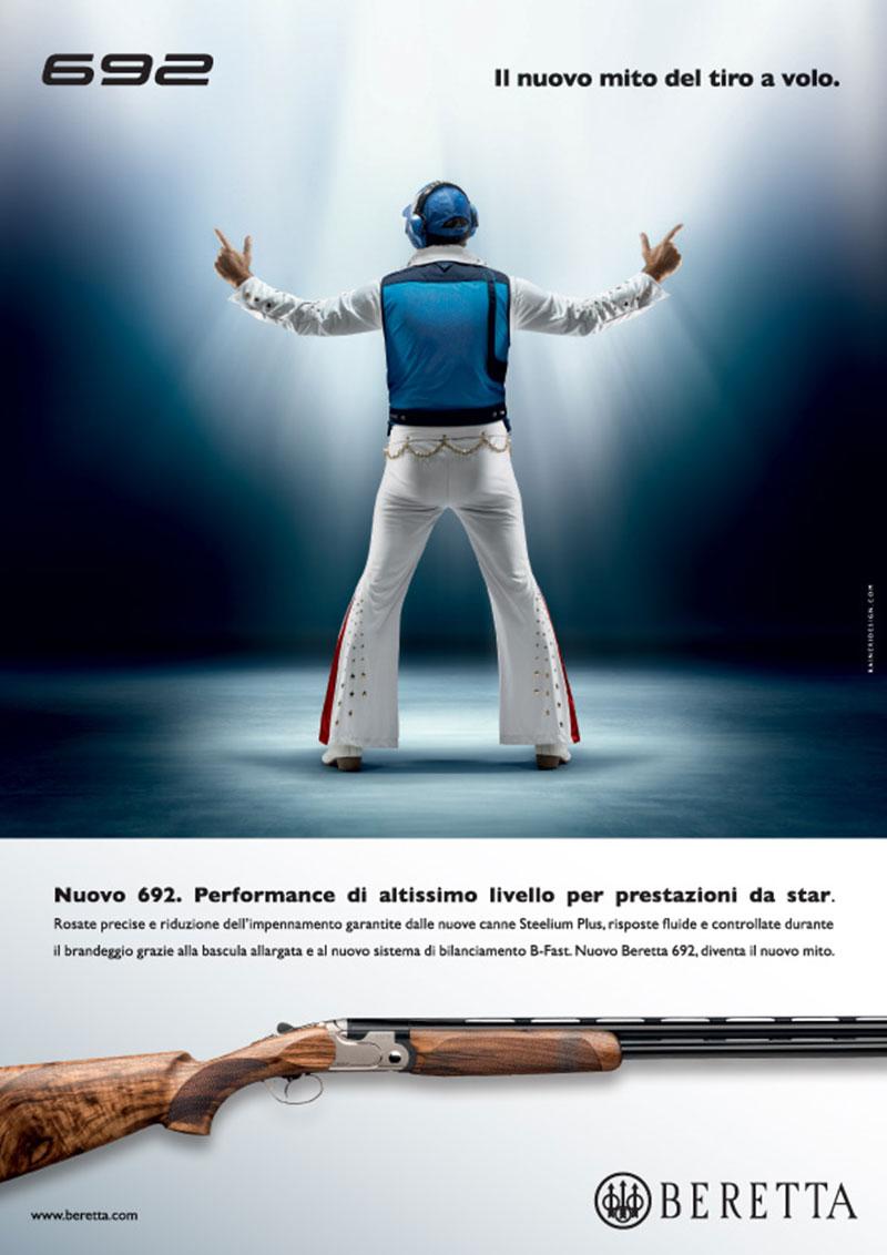 Beretta-692-Shotgun-Elvis-Ad