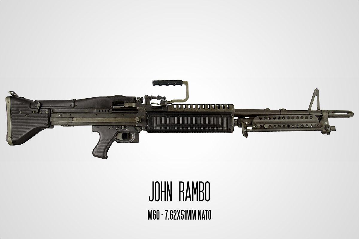 Rambo-Gun