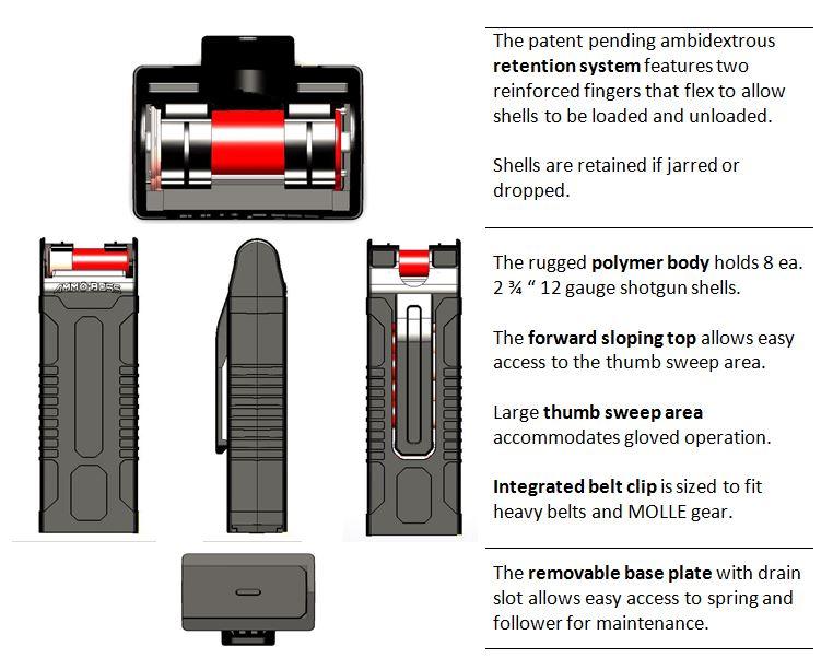 Shotgun-Shell-Pez-Dispenser