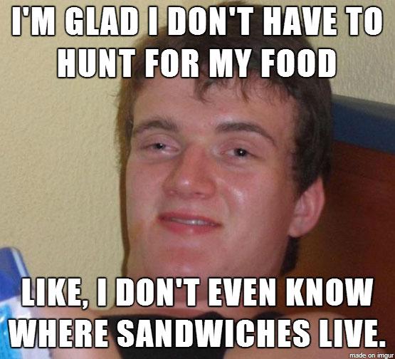 Hunt-food