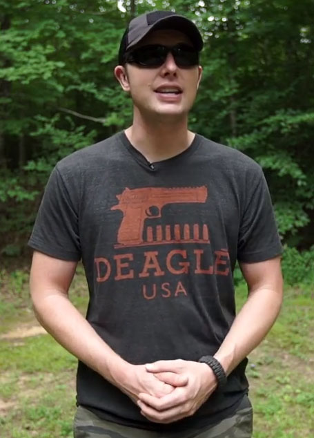Richard-Ryan-Deagle-Shirt