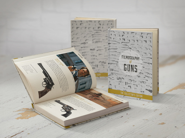 Filmography-Of-Guns-Book