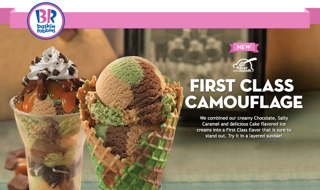 Baskin-Robbins-Camouflage-Ice-Cream