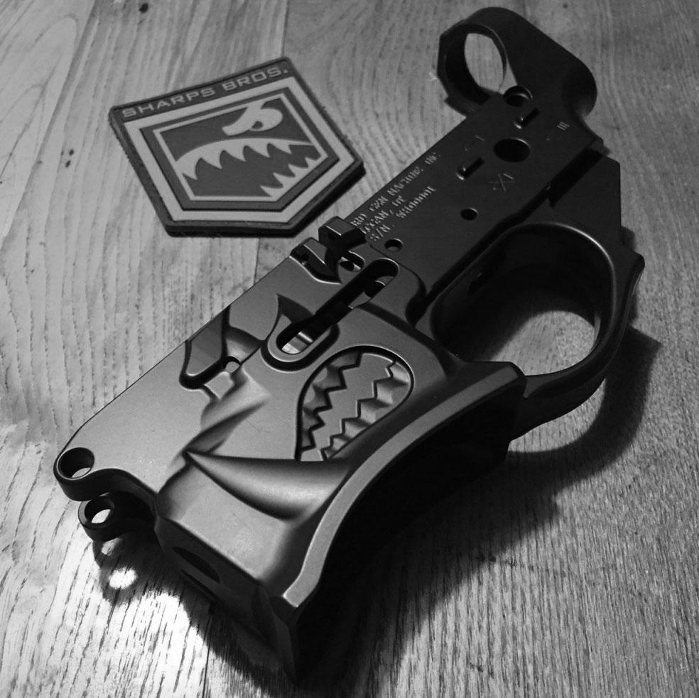 Sharps-Bros-Warthog-AR15-Lower-Receiver