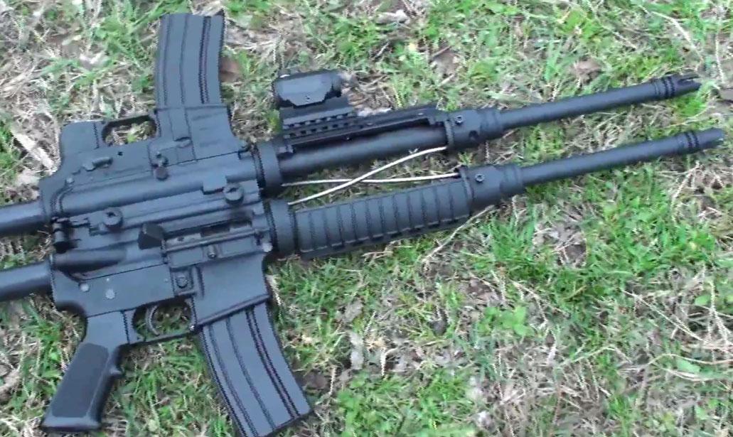 Siamese-M16-Tromix