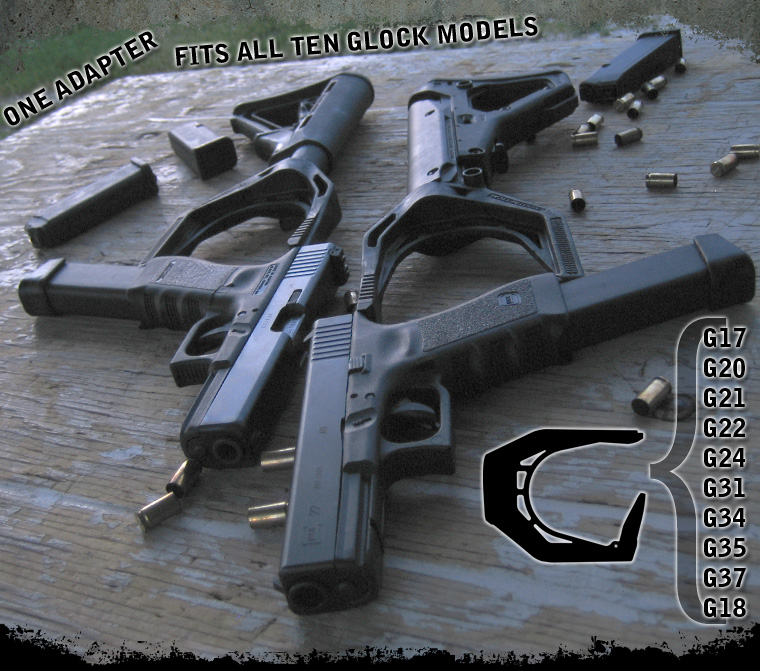 ENDO-Stock-Adapter-Glock-Edition