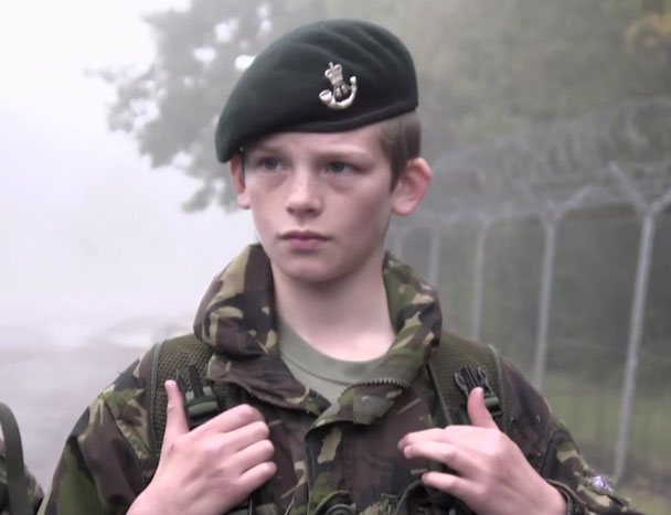 Training-UK-Cadets-For-Combat