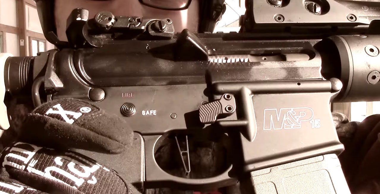 Push-Button-AR15-Safety