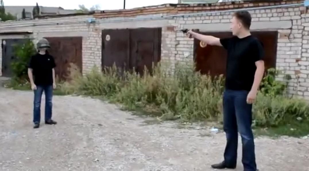 Russian-Bulletproof-helmet-test