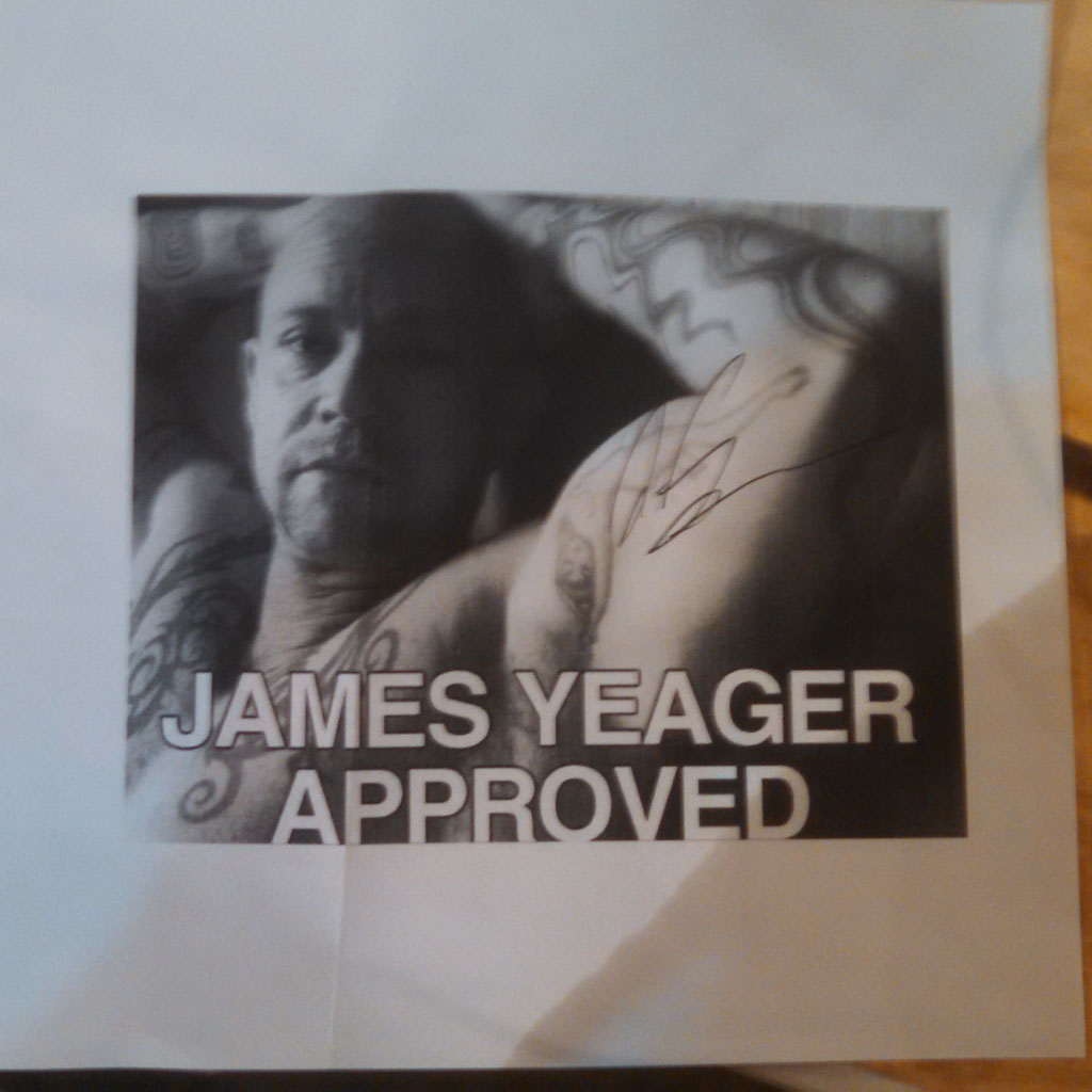 Buck-Yeager-Autograph
