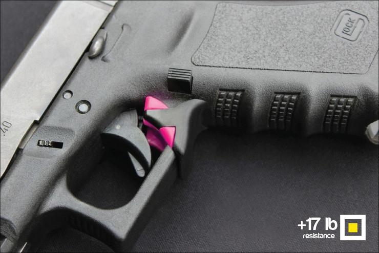 Safe-draw-glock-trigger-weight