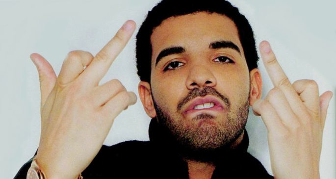 Drake-Middle-Fingers