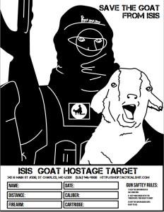 ISIS-Goat-Hostage-Target